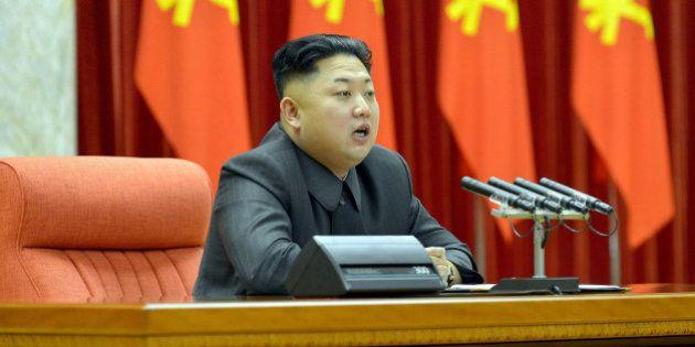 La Corée du Nord publie une vidéo qui montrerait un test de missile lancé par