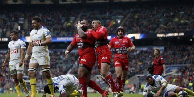 Coupe d'Europe de rugby: Toulon bat Clermont en