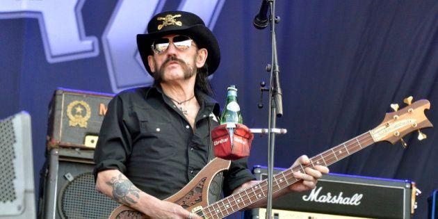 Les obsèques de Lemmy Kilmister seront diffusées en direct sur