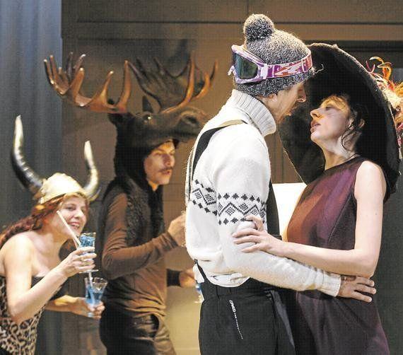 Perplexe, de Marius von Mayenburg par Frédéric Bélier-Garcia au Théâtre du