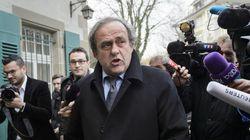 Platini va faire appel de sa suspension décidée par la commission d'éthique de la