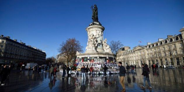 Comment la Place de la République s'est forgé en un an un statut