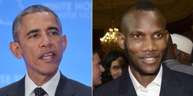 Lassana Bathily: contre l'extrémisme, Barack Obama appelle à s'inspirer du héros de l'Hyper