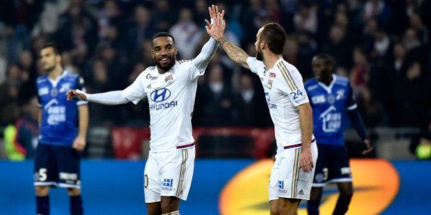 Revivez le 1er match de l'Olympique Lyonnais dans son stade flambant neuf de