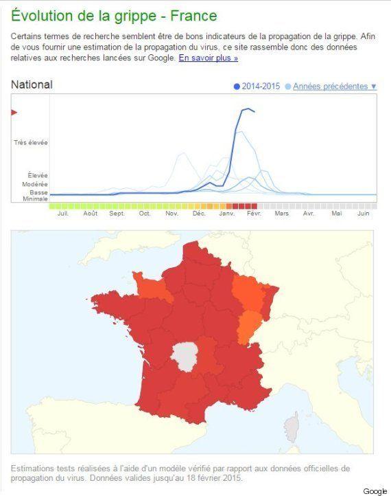 Face à l'épidémie de grippe, Touraine déclenche un plan sanitaire
