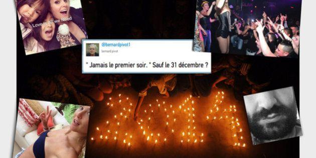 Nouvel an chez les people : les stars vous souhaitent le meilleur pour