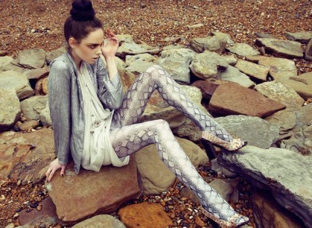 Anorexie : Une ex mannequin, Georgina Wilkin, se confie sur son combat sur la