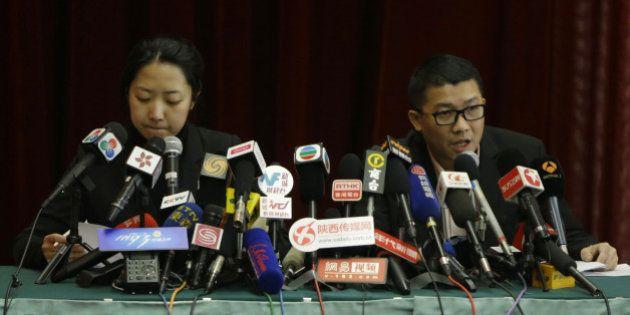 Boeing disparu entre Kuala Lumpur et Pékin : une famille française à bord de