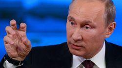 Poutine ne compte pas lâcher la Crimée de