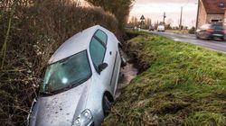 Hausse de 8,4% du nombre de morts sur les routes en