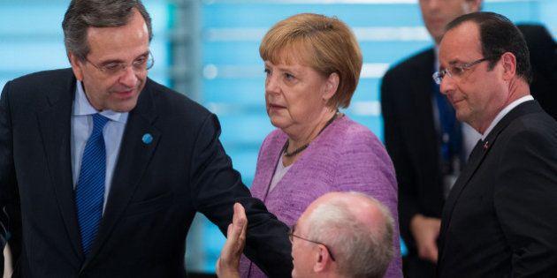 La Grèce mise sur sa présidence de l'UE pour se refaire une