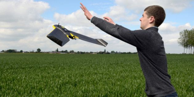 Au service de l'agriculture, des drones et autres avancées technologiques pour la rendre plus rentable...