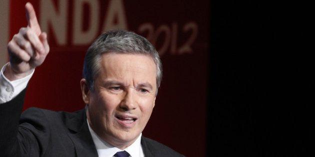 Dupont-Aignan et le FN: leur seule différence, c'est l'extrême
