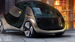 Une voiture Apple dès