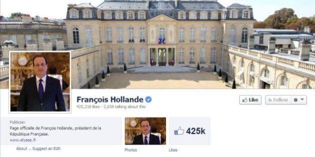 Twitter / Facebook: Hollande renoue avec les réseaux sociaux en