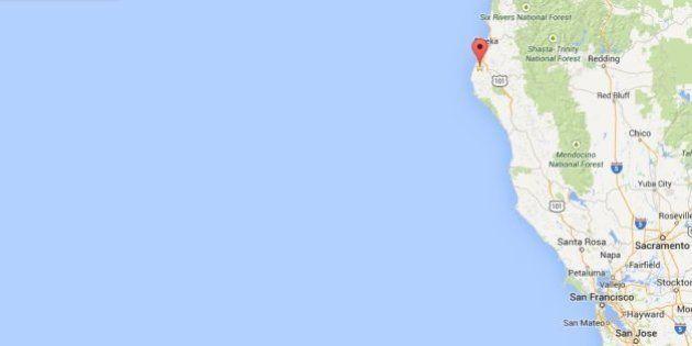 Puissant séisme de magnitude 6,9 au large de la