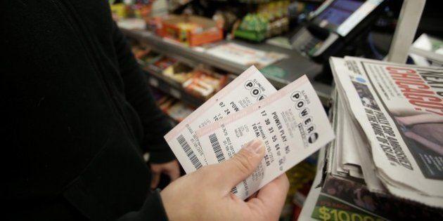 Le jackpot de la loterie américaine Powerball atteint le record mondial de 1,3 milliard de