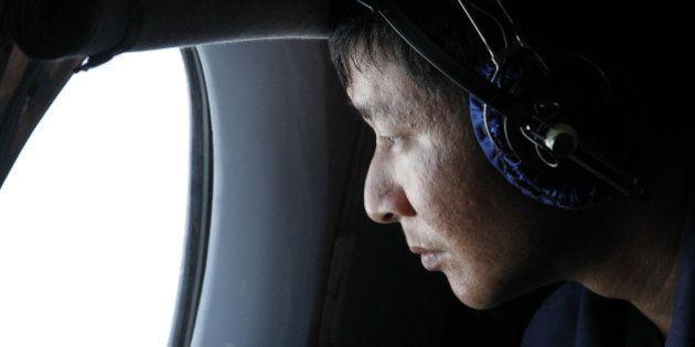La disparition du Boeing 777 est