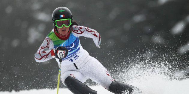 Marie Bochet à Sotchi décroche sa deuxième médaille