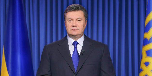 Viktor Ianoukovitch, l'ex-président ukrainien, a disparu de la circulation un après sa fuite du