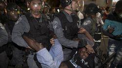 Une manifestation de soutien aux juifs éthiopiens dégénère à