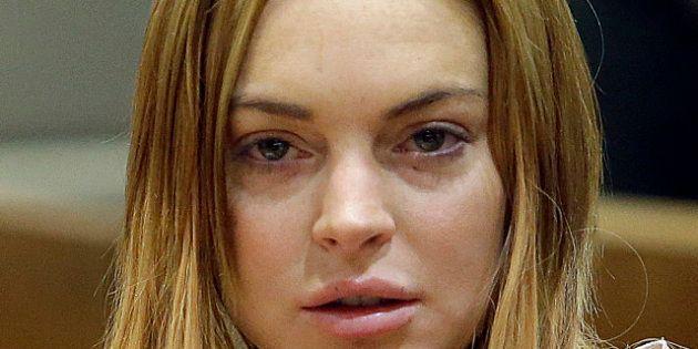 PHOTO. Lindsay Lohan veut aller à Coachella avant sa