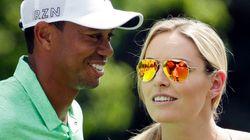 Le couple Lindsey Vonn et Tiger Woods, c'est