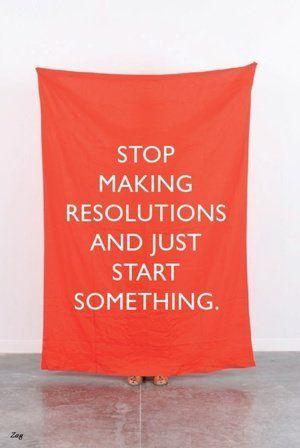 Les résolutions 2014 impossibles à