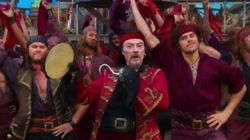Peter Pan en live avec Christopher Walken? Une
