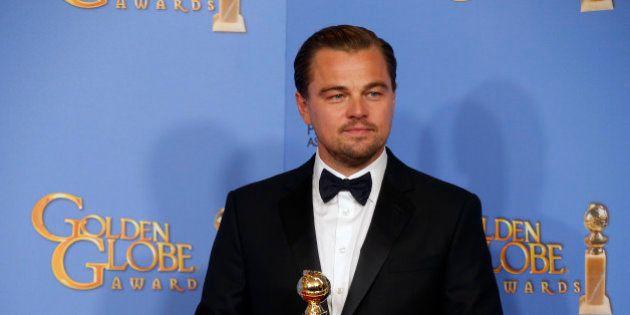Golden Globes : Leonardo DiCaprio et Matt Damon