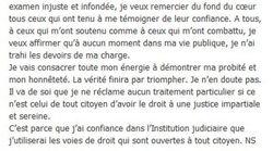 Nicolas Sarkozy sur Facebook: l'argumentation par