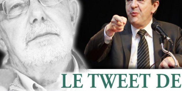 Le tweet de Jean-François Kahn - Vous avez dit antisémite