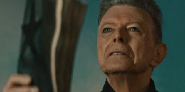 David Bowie a passé la dernière année de sa vie à créer Blackstar, son album