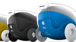 Ce à quoi pourrait ressembler l'Apple