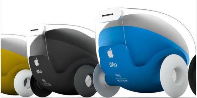 PHOTOS. Apple Car: le projet de voiture électrique enflamme l'imagination des
