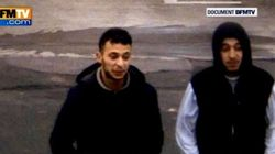 Les images de Salah Abdeslam en