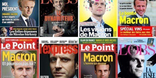 Emmanuel Macron, bulle médiatique et fantasme d'une gauche en