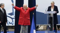 Mais pourquoi Jean-Marie Le Pen s'était-il habillé en