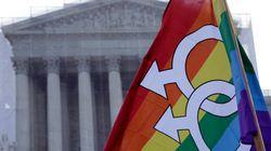 Mariage gay : débat historique à la Cour suprême, manifs à