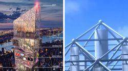 Ces immeubles du futur ont la folie des