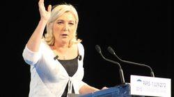 Marine Le Pen dans le déni de la réalité: le FN est un parti d'extrême