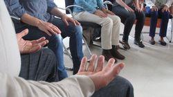 Apprenez la méditation avec les patients de Sainte