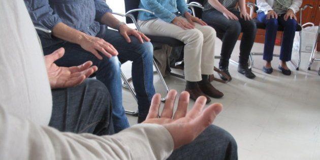 La méditation en pleine conscience contre la dépression: reportage à Sainte