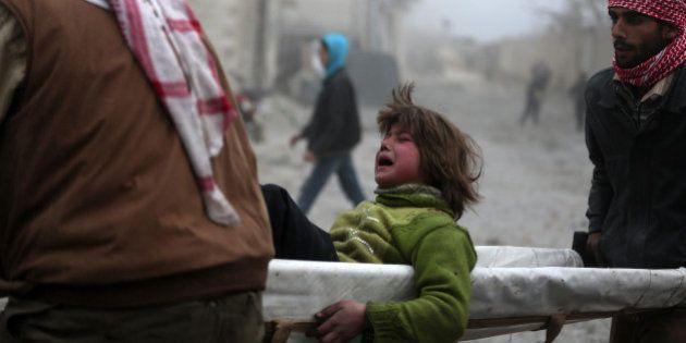 Syrie: cinq faits terrifiants sur l'état désastreux du système de soins après trois ans de