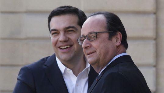 Hollande a réuni à l'Elysée ce que l'Europe compte de