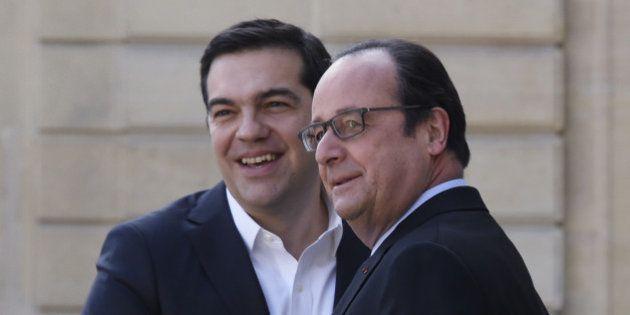 PHOTOS. François Hollande a réuni ses relais sociaux-démocrates européens à