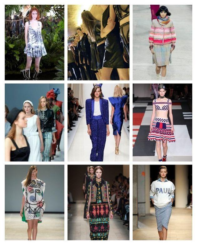 Jour 8 à la Fashion Week - Récitation des modes