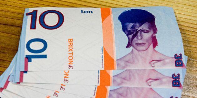 David Bowie avait transformé ses droits d'auteur en placement
