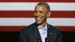Obama moque l'attitude outrée des républicains face à