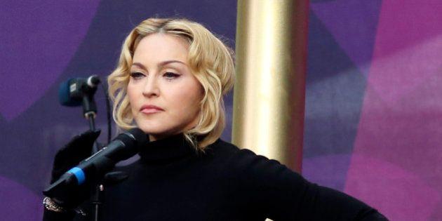Madonna violée : les confessions de la chanteuse dans Harper's